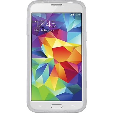 Belkin Galaxy S5 Grip Candy 1.0, Clear/Gravel