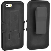 Staples iPhone5/5s Shell/Holster, Black