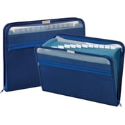 Pendaflex® Fabric Poly Expanding Files, Letter, Royal Blue, Each