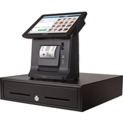 "uAccept POS MB3000SC with Integrated 10"" Touch Screen Plug and Play"