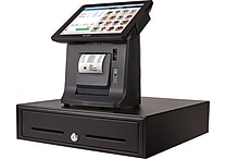uAccept POS with Integrated 10' Touch Screen