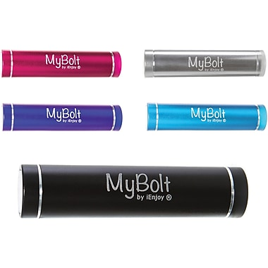iEnjoy MyBolt Portable USB Flash Chargers
