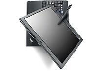 Refurbished Lenovo ThinkPad X61 12.1', 100GB Hard Drive, 2GB Memory, Intel Core 2 Duo, Win 7 Home