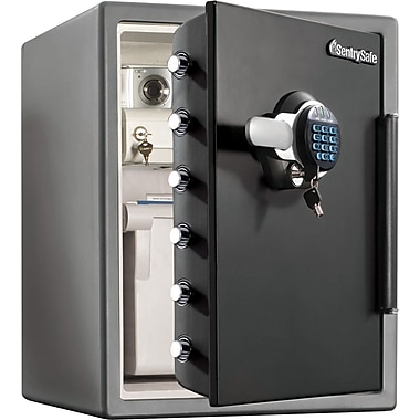 SentrySafe® (SFW205GRC) Digital Fire/Water Safe