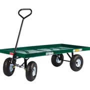 "Farm Tuff  24"" x 48"" Metal Deck Garden Cart"