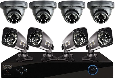 Night Owl B-PE81-47-4DM7 8Ch Surveillance System