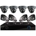 Night Owl B-PE81-47-4DM7 8 Channel 1TB HDD DVR System and 8 Indoor/Outdoor Cameras