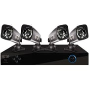 Night Owl B-PE85-47 8 channel 500GB HDD DVR System and 4 Indoor/Outdoor Cameras