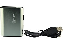 Urge Basics 4000mAh Rechargeable Battery Pack, Silver