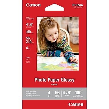 Canon® Photo Paper, 4