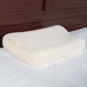 Trademark Global® Remedy™ Comfort Memory Foam Bed Pillow