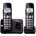 Panasonic KX-TGE232B Cordless Telephone System with Answering System