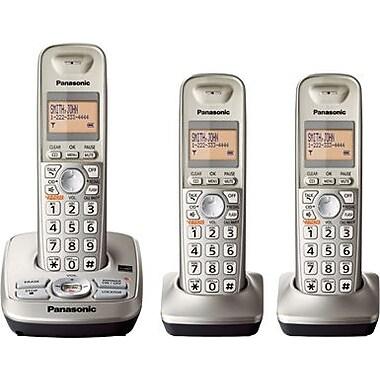 Panasonic KX-TG4223B 3 Handset with Answering System