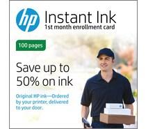 HP® Instant Ink & Printers