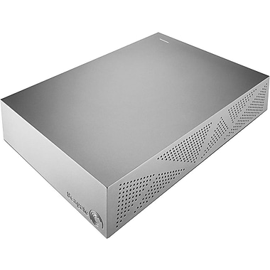 Seagate Backup Plus Desktop USB 3.0 External Hard Drive with Mobile Device Backup, Silver