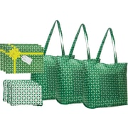SET OF 3 INSULATED TOTES