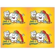 MAP Brand Dental Laser Postcards Smile Team Just A Reminder