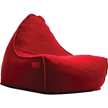 Comfy-Ture Compressed Foam 259CA Chair, 20'' x 11'' x 20'', Red