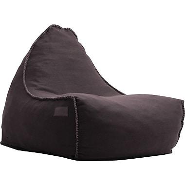 Comfy-Ture – Fauteuil 259CA en mousse comprimée, 20 x 11 x 20 po, gris