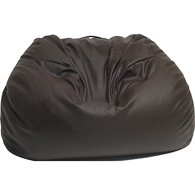 Comfy-Ture Compressed Foam 49PU Chair, 27'' x 12'' x 21'', Brown