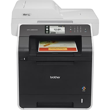 brother emfc l8850cdw color laser all in one printer refurbished