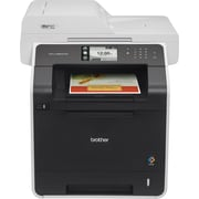 Brother EMFC-L8850CDW Color Laser All-in-One Printer, Refurbished