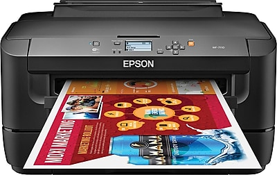 Epson WorkForce WF 7110 C11CC99201 Color Inkjet Printer New