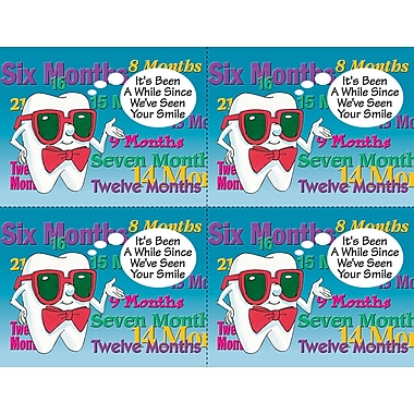 MAP Brand Toothguy Laser Postcards It's Been A While