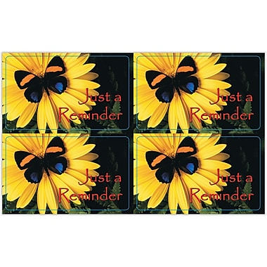 MAP Brand Generic Laser Postcards Butterfly