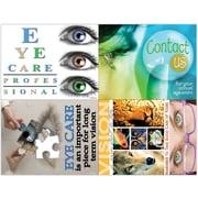MAP Brand Preventive Care Assorted Laser Postcards Preventative Eye Care