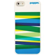 Poppin iPhone 5/5S Case, Pool Blue Streamers