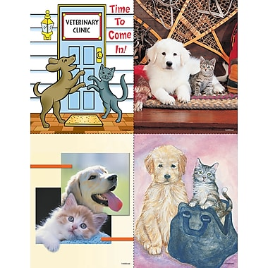 MAP Brand Graphic Image Assorted Laser Postcards Treatment Reminder