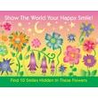 MAP Brand Patient Interactive Laser Postcards Find 10 Smiles