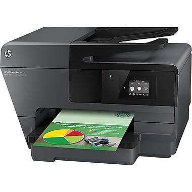 HP® - Imprimante jet d'encre sans fil e-tout-en-un Officejet Pro 8610