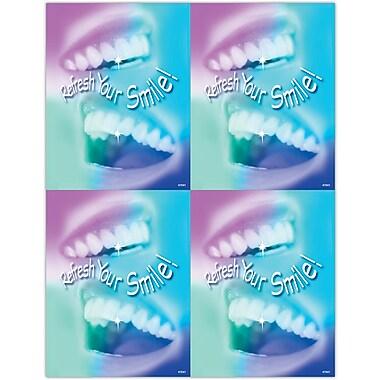 MAP Brand Hygienist Laser Postcards Refresh Your Smile