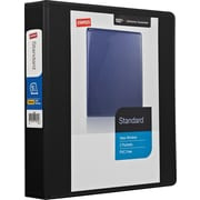 "1-1/2"" Staples® Standard View Binder with Slant-D™ Rings"