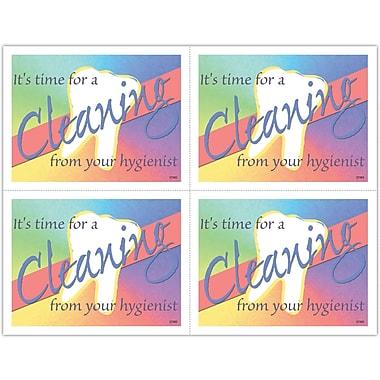 MAP Brand Hygienist Laser Postcards Hygienist Time