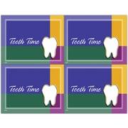 MAP Brand Gentle Dental Laser Postcards Tooth Time
