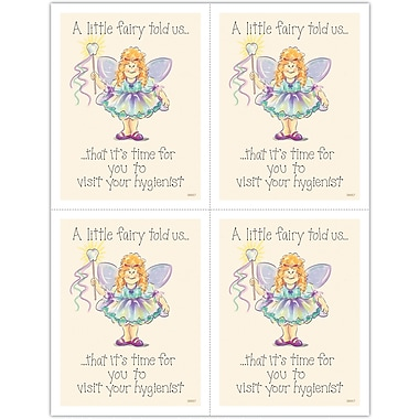 MAP Brand Hygienist Laser Postcards Little Fairy