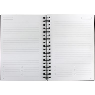 Cambridge® – Cahier de notes Casemade avec couverture en lin