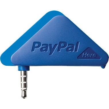 PayPal Here™ Card Reader (for iPhone, iPad or Android smartphones)