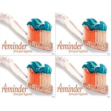 MAP Brand Hygienist Laser Postcards Toothpaste