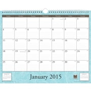 2015 Blue Sky® Knights Bridge Wall Calendar, 15x12