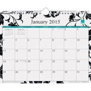 2015 Blue Sky® Barcelona Wall Calendar, 11 x 8-3/4