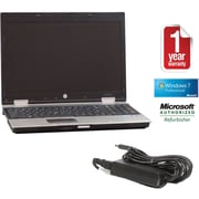 "Refurbished HP 8540P 15.5"", 250GB Hard Drive, 4GB Memory, Intel Core i7, Win 7 Pro"