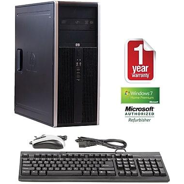 Refurbished HP 8000, 1.5TB Hard Drive, 8GB Memory, Intel Core 2 Duo, Win 7 Pro