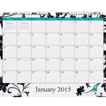2015 Blue Sky® Barcelona Wall Calendar, 15in.x12in.