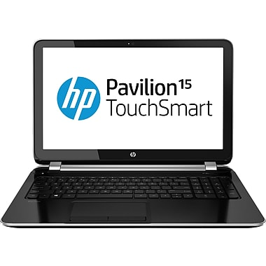 HP Pavilion TouchSmart 15-n087nr 15.6in. Refurbished Notebook PC
