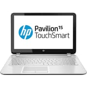 HP Pavilion TouchSmart 15-n088nr 15.6 Refurbished Notebook PC