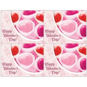MAP Brand Photo Image Laser Postcards Valentine's Day